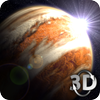 Venus in HD Gyro 3D icono