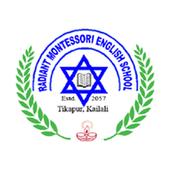 Radiant Montessori English School icon