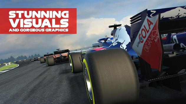 4 Schermata F1 Mobile Racing