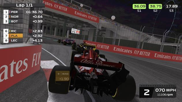 F1 Mobile 截图 5