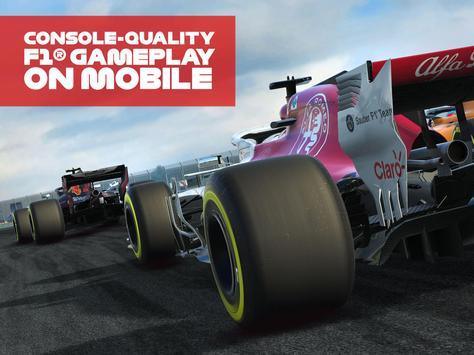 F1 Mobile Racing screenshot 8