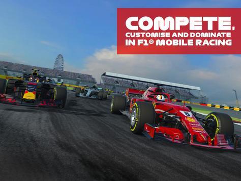 8 Schermata F1 Mobile Racing