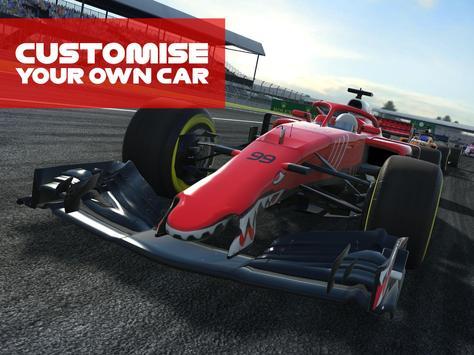 9 Schermata F1 Mobile Racing