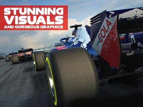 11 Schermata F1 Mobile Racing