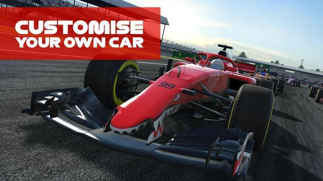 F1 Mobile Racing imagem de tela 2