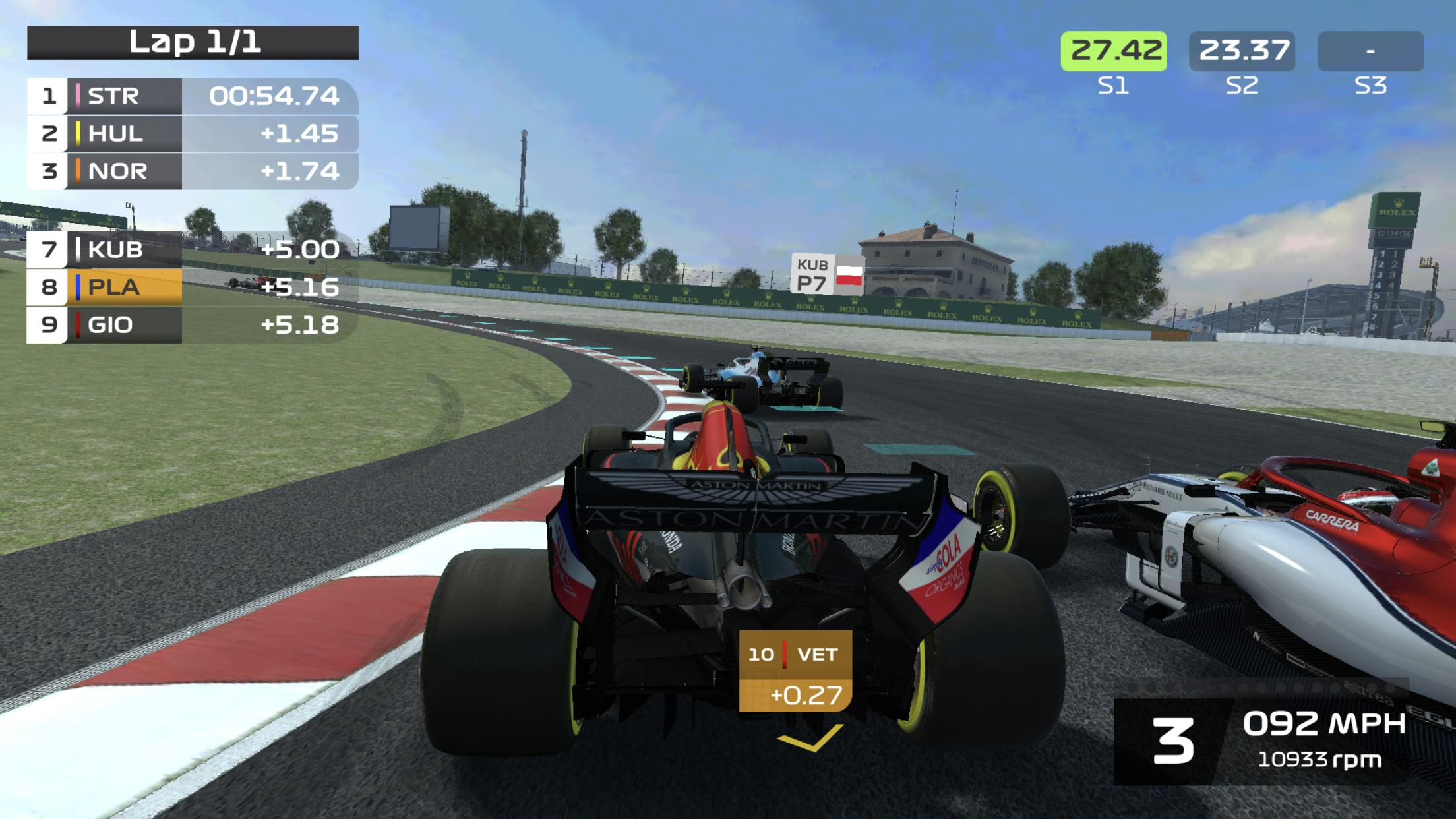 F1 Mobile for Android - APK Download