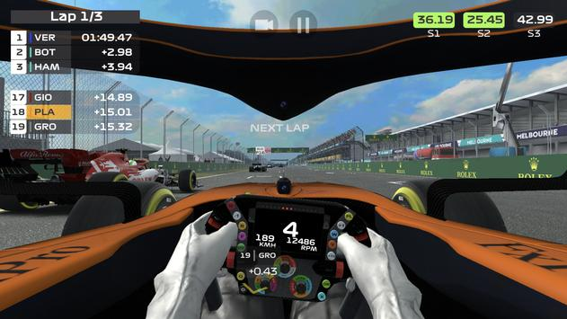F1 Mobile screenshot 2
