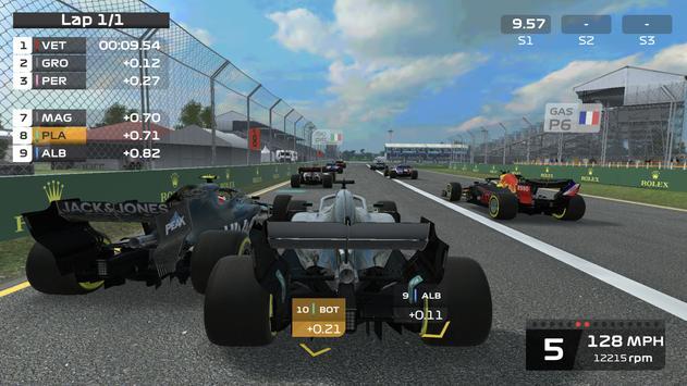 F1 Mobile ポスター