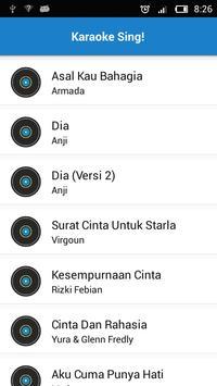 Karaoke Indonesia Offline poster