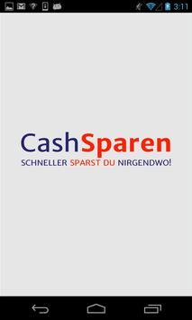 CashSparen.de poster