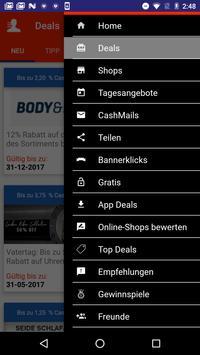 CashSparen.de screenshot 5