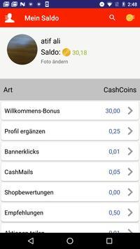 CashSparen.de screenshot 6