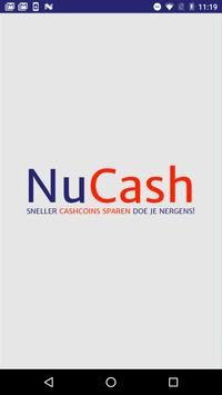 NuCash.be poster