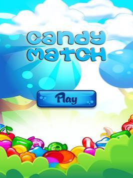 Candy Match - Match Three Game screenshot 10