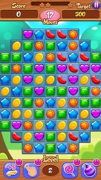 Candy Match - Match Three Game screenshot 2