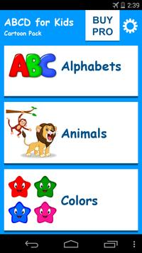 ABCD for Kids screenshot 9