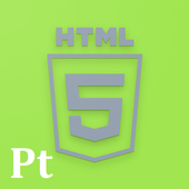 HTML Portuguese Tutorial icon