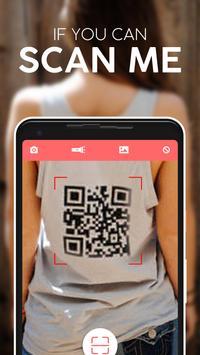 QR Scanner 2020 Barcode Reader, QR Code Identifier poster