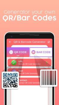QR Scanner 2020 Barcode Reader, QR Code Identifier screenshot 14