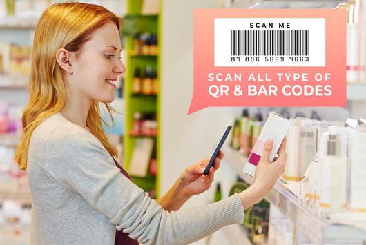 QR Scanner 2020 Barcode Reader, QR Code Identifier screenshot 10