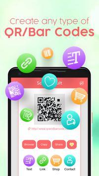 QR Scanner 2020 Barcode Reader, QR Code Identifier screenshot 1