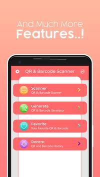 QR Scanner 2020 Barcode Reader, QR Code Identifier screenshot 23
