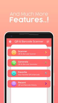 QR Scanner 2020 Barcode Reader, QR Code Identifier screenshot 7