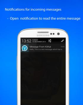 WiFi File Transfer - IPMsg screenshot 3