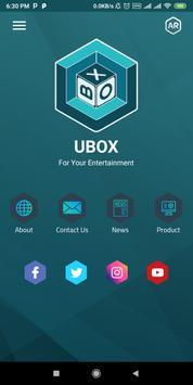 UBOX poster