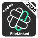 Filelinked codes latest 2020-2021 APK Android