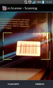 QR / Barcode scanner screenshot 1