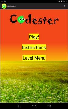 Codester: A Brainteaser Puzzle screenshot 4
