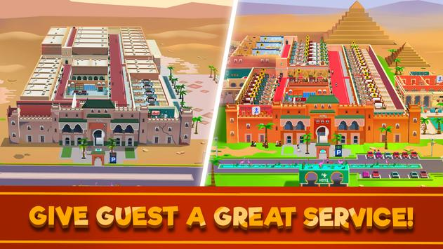Hotel Empire Tycoon screenshot 3