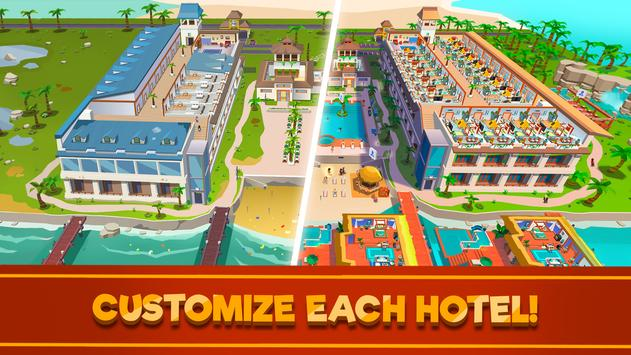 Hotel Empire Tycoon screenshot 1