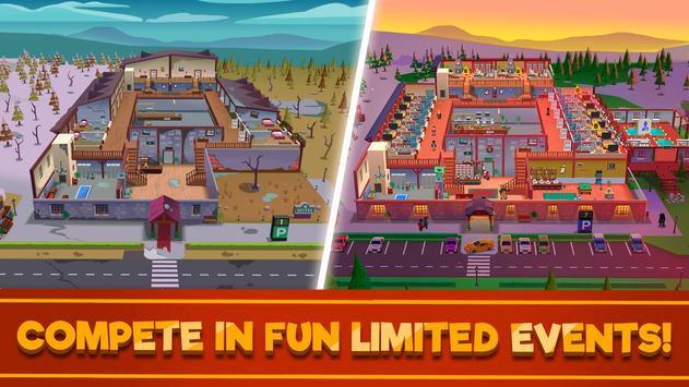 Hotel Empire Tycoon screenshot 2