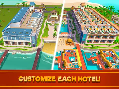 Hotel Empire Tycoon screenshot 7