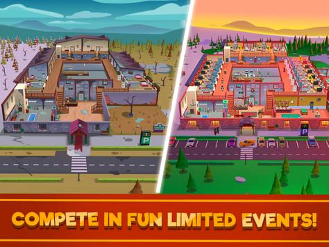 Hotel Empire Tycoon screenshot 8