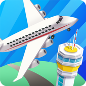 Idle Airport Tycoon icon