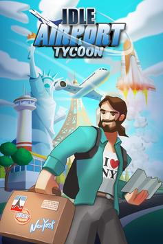 Idle Airport Tycoon poster