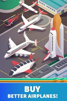 Idle Airport Tycoon screenshot 2