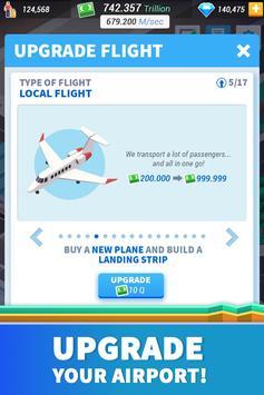 Idle Airport Tycoon screenshot 3