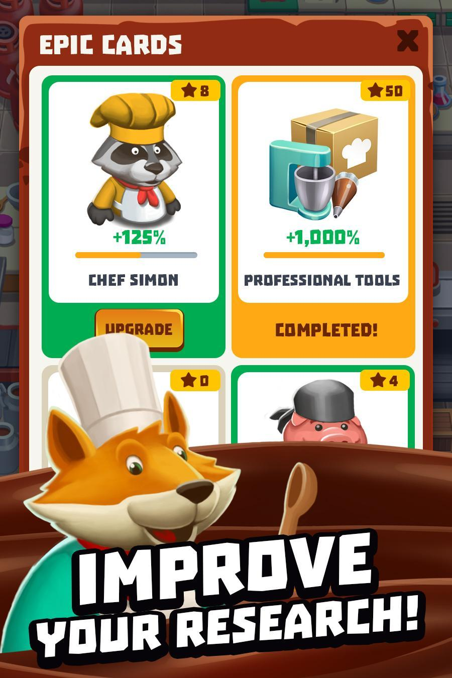 Idle Cooking Tycoon for Android - APK Download