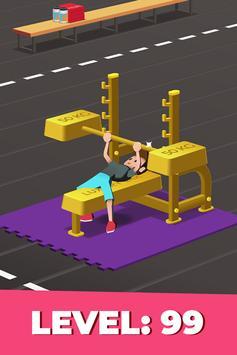 Idle Fitness Gym Tycoon ảnh chụp màn hình 3