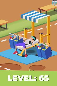 Idle Fitness Gym Tycoon screenshot 2