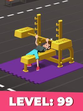 Idle Fitness Gym Tycoon ảnh chụp màn hình 7
