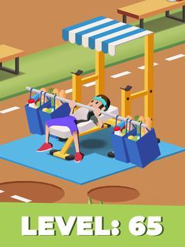 Idle Fitness Gym Tycoon screenshot 6