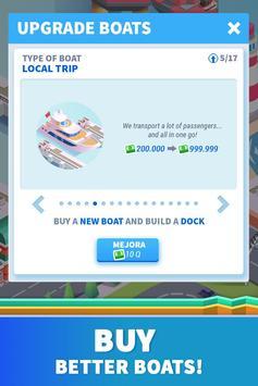 Idle Harbor Tycoon - Incremental Clicker Game screenshot 3
