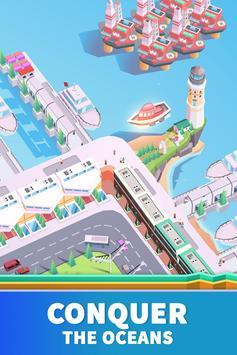 Idle Harbor Tycoon - Incremental Clicker Game screenshot 4