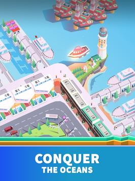 Idle Harbor Tycoon - Incremental Clicker Game screenshot 9