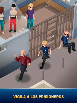 Idle Police Tycoon-Police Game captura de pantalla 12